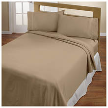 Verona 300-Thread Count Wrinkle-Resistant Cotton Sheet Set