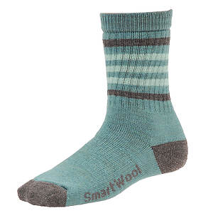 SmartWool  Striped Hike Medium Crew Socks (Women's)