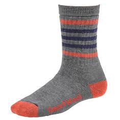 SmartWool Striped Hike Medium Crew Socks (Women's)