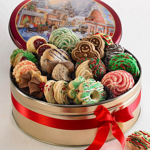 Fancy Holiday Cookies