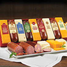 Party Perfect Cheese & Meat