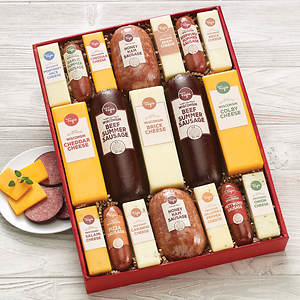 Bounteous Buffet of Meat & Cheese