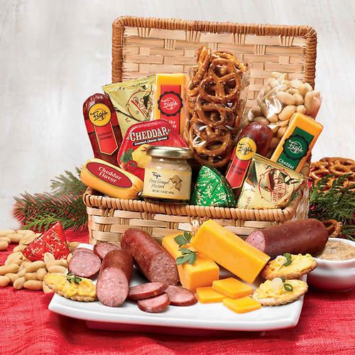 Holiday Happiness Gift Basket