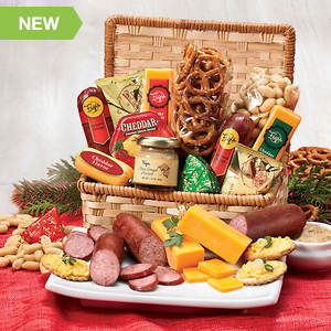 Holiday Happiness Gift Basket
