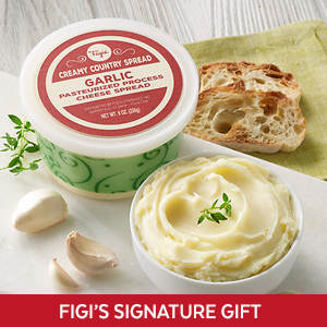 Creamy Country Cheese Spread - Roasted Garlic
