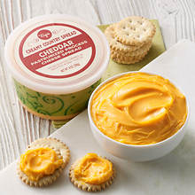 Creamy Country Cheese Spread - Cheddar