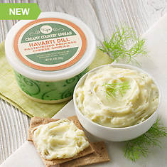 Creamy Country Cheese Spread - Havarti Dill