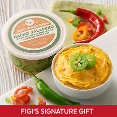 Creamy Country Cheese Spread - Nacho Jalapeno