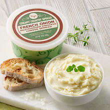 Creamy Country Cheese Spread - French Onion