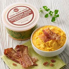 Creamy Country Cheese Spread - Horseradish Bacon