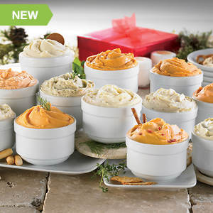 Creamy Country Cheese Spread - Swiss