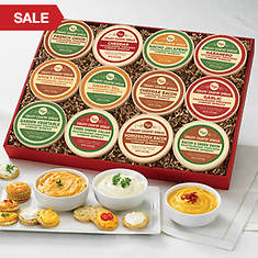 Creamy Country® Cheese Spread Sampler