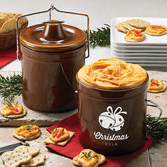 2017 Limited Edition Creamy Country® Cheese Crocks
