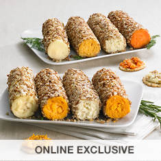 Kave Kure® Cheese Logs