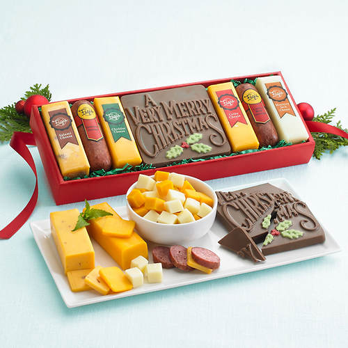 Chocolate Greetings Gift Box