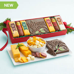 Chocolate Greetings Gift Box