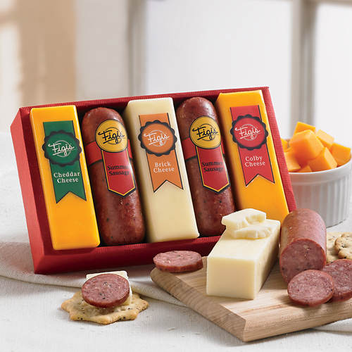 Meat & Cheese Snack
