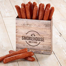 Smokehouse Beef Sticks - Barbecue