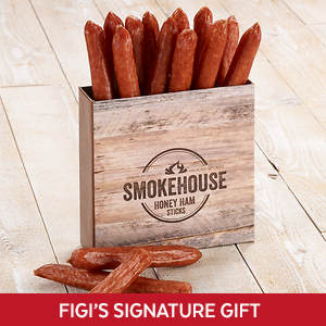 Smokehouse Beef Sticks - Honey Ham