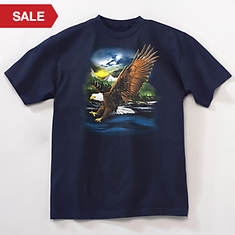Wildlife Tee - Eagle