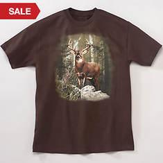 Wildlife Tee - Deer