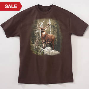 Wildlife Tee - Deer