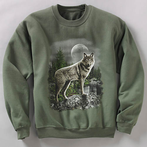 Wildlife Sweatshirts