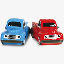 1940 Ford F-1 Truck Salt & Pepper Shakers