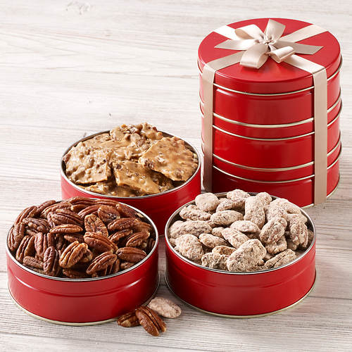 Pecan Lover's Pick - Trio