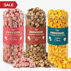 Poppin' Good Popcorn - Cinnamon Roll