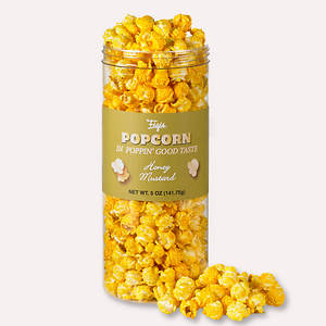 Poppin' Good Popcorn - Honey Mustard