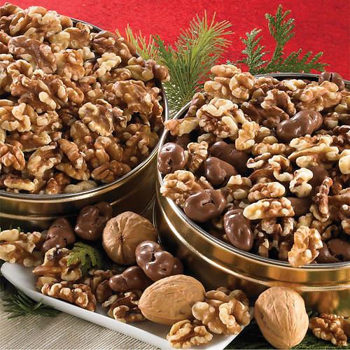 Chocolate Walnut Combo
