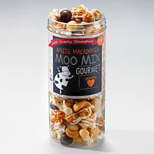 Moo Mix Snack Variety - White Creme/Macadamia Nut