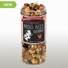 Moo Mix Snack Variety - Coffee
