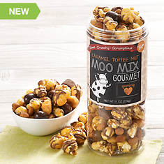 Moo Mix Snack Variety - Caramel Toffee Nut