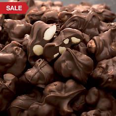 Chocolate Macadamia Treats - Dark Chocolate