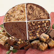 Creamy Country Fudge Wheel