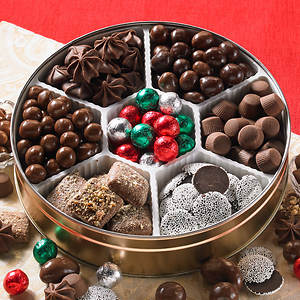 Chocolate Carousel