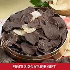 Chocolate Potato Chips - Dark Chocolate