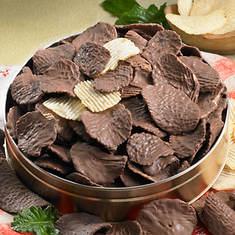 Chocolate Potato Chips - Milk Chocolate