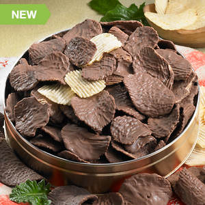 Chocolate Potato Chips - Milk Chocolate