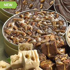 Creamy Country Fudge - Pecan Caramel