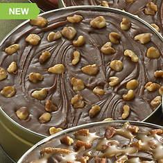Creamy Country Fudge - Chocolate Walnut
