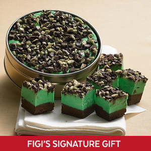 Creamy Country Fudge - Andes Mint