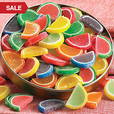 Juicy Jelly Fruit Slices