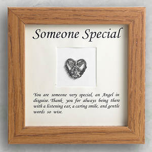 You Are Someone Very Special Plaque