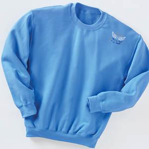 Angel On My Shoulder Sweatshirt