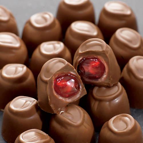 Sugar Free Chocolate Cherry Cordials