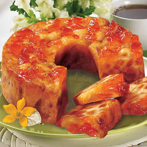 Australian Apricot Cake