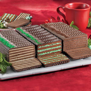 Dobosh Torte - Chocolate